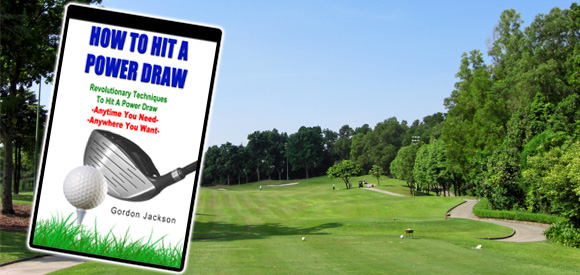 how to make a draw shot in golf